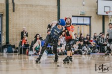 Dorset Knobs London Roller Derby Lotus Photography Bournemouth Dorset Sports Photography 48