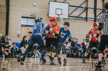 Dorset Knobs London Roller Derby Lotus Photography Bournemouth Dorset Sports Photography 55