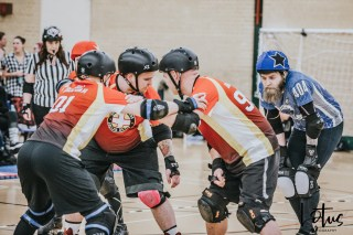 Dorset Knobs London Roller Derby Lotus Photography Bournemouth Dorset Sports Photography 8
