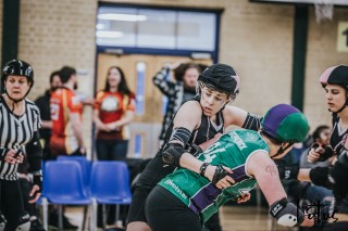 SWAT London Roller Derby Lotus Photography Bournemouth Dorset Sports Photography 105