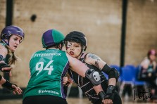 SWAT London Roller Derby Lotus Photography Bournemouth Dorset Sports Photography 13