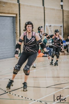 SWAT London Roller Derby Lotus Photography Bournemouth Dorset Sports Photography 137