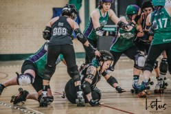 SWAT London Roller Derby Lotus Photography Bournemouth Dorset Sports Photography 140