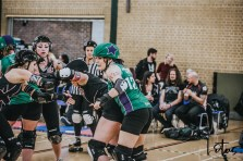 SWAT London Roller Derby Lotus Photography Bournemouth Dorset Sports Photography 20