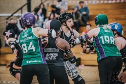 SWAT London Roller Derby Lotus Photography Bournemouth Dorset Sports Photography 27