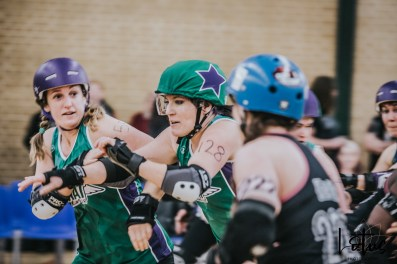 SWAT London Roller Derby Lotus Photography Bournemouth Dorset Sports Photography 3