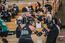 SWAT London Roller Derby Lotus Photography Bournemouth Dorset Sports Photography 39