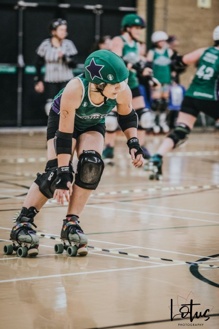 SWAT London Roller Derby Lotus Photography Bournemouth Dorset Sports Photography 47