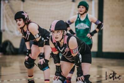 SWAT London Roller Derby Lotus Photography Bournemouth Dorset Sports Photography 5
