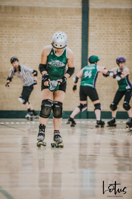 SWAT London Roller Derby Lotus Photography Bournemouth Dorset Sports Photography 58