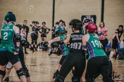 SWAT London Roller Derby Lotus Photography Bournemouth Dorset Sports Photography 6