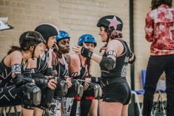 SWAT London Roller Derby Lotus Photography Bournemouth Dorset Sports Photography 65