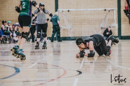 SWAT London Roller Derby Lotus Photography Bournemouth Dorset Sports Photography 66