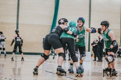 SWAT London Roller Derby Lotus Photography Bournemouth Dorset Sports Photography 72