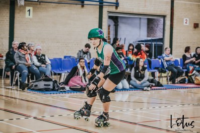 SWAT London Roller Derby Lotus Photography Bournemouth Dorset Sports Photography 96