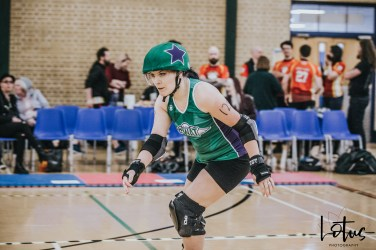 SWAT London Roller Derby Lotus Photography Bournemouth Dorset Sports Photography 97