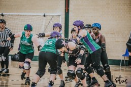 SWAT London Roller Derby Lotus Photography Bournemouth Dorset Sports Photography 99