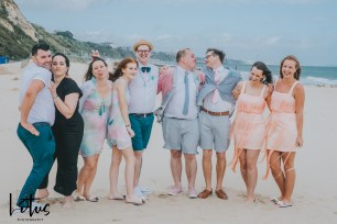 Lotus Photography UK T&A Bournemouth Beach Wedding 233