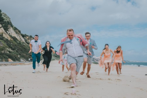Lotus Photography UK T&A Bournemouth Beach Wedding 239