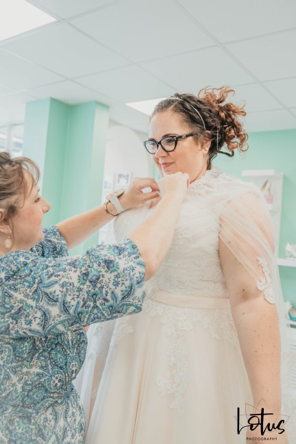 Lotus Photography Bournemouth Poole Dorset Hampshire Brides With Curves Emma Kay MUA Dress Fitting 20190804 198