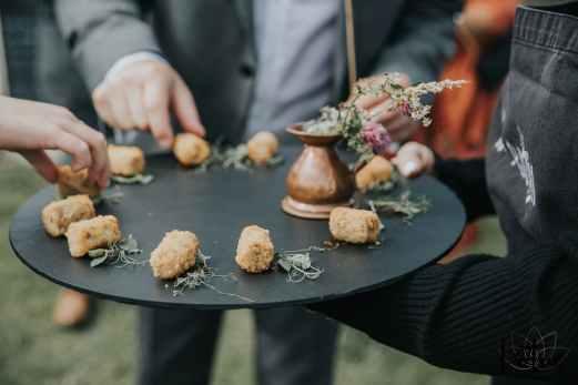 Lotus Photography UK 20190831 Jen & Ad Wedding Tintagel Cornwall Festival Wedding Tipi 183