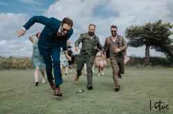 Lotus Photography UK 20190831 Jen & Ad Wedding Tintagel Cornwall Festival Wedding Tipi 224