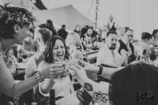 Lotus Photography UK 20190831 Jen & Ad Wedding Tintagel Cornwall Festival Wedding Tipi 331