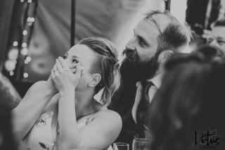 Lotus Photography UK 20190831 Jen & Ad Wedding Tintagel Cornwall Festival Wedding Tipi 392