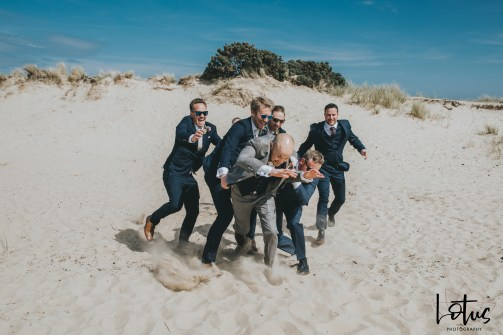 Lotus Photography UK 20190530 Kat & Chad Wedding Sandbanks Shell Bay Poole Dorset Beach Wedding Photographer 256