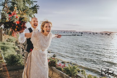 Lotus Photography UK 20190530 Kat & Chad Wedding Sandbanks Shell Bay Poole Dorset Beach Wedding Photographer 529