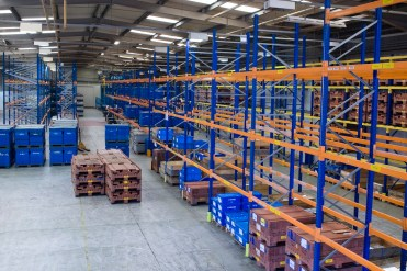 Wellingborough also acts as a logistics hub
