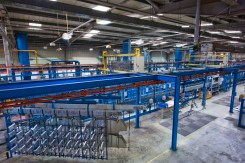 The Anodising facility