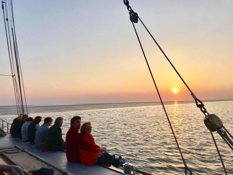 Romantic sailingtrips