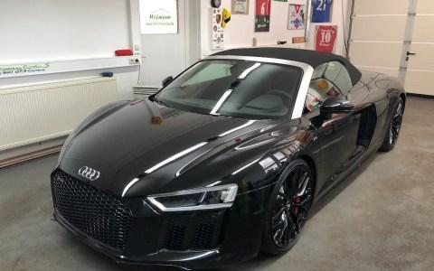 Audi R8 GRW