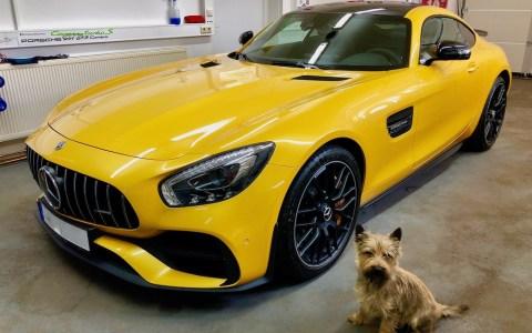 Mercedes GTR AMG