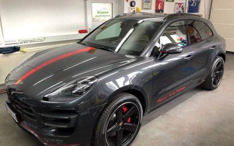 Porsche Macan Turbo performance