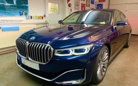 BMW 750L