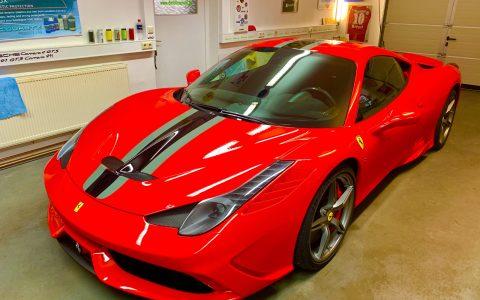 Ferrari 458speziale