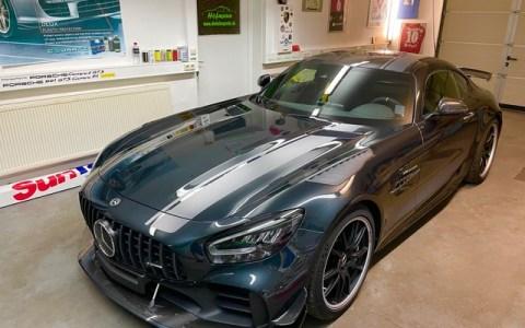 Mercedes GTR Pro