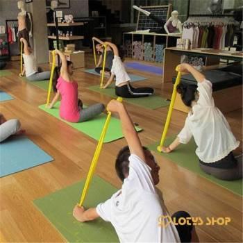 Yoga Elastic Band Sport Gadgets color: Blue|Green|Multi|Orange|Pink|Purple|Red|Sky Blue|Yellow