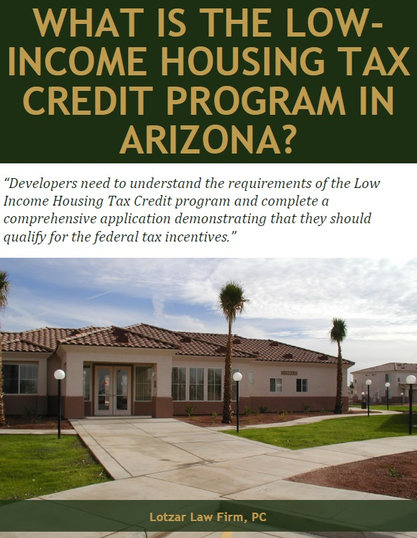 Federal Low Income Housing Credit Program