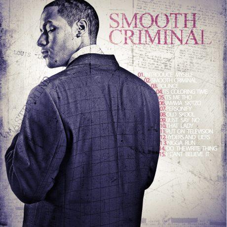 Louchiano smooth criminal Mixtape Back(back)