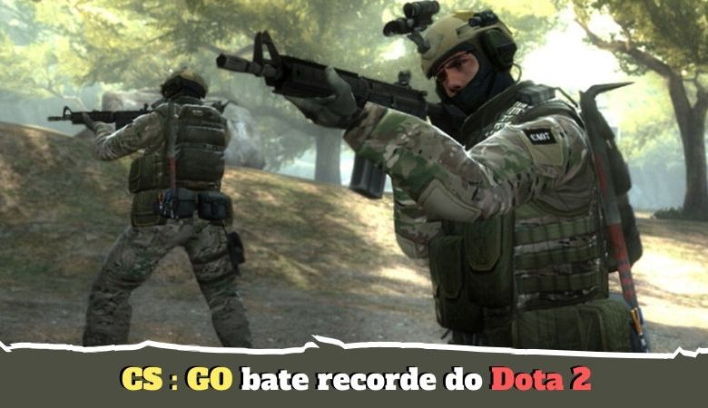 Recorde do CS GO