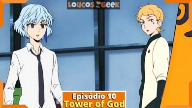 episódio 10 de Tower of God