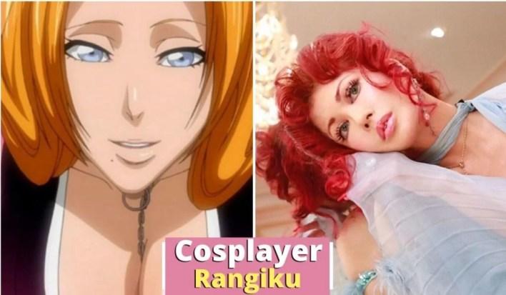 Cosplayer Rangiku Bleach