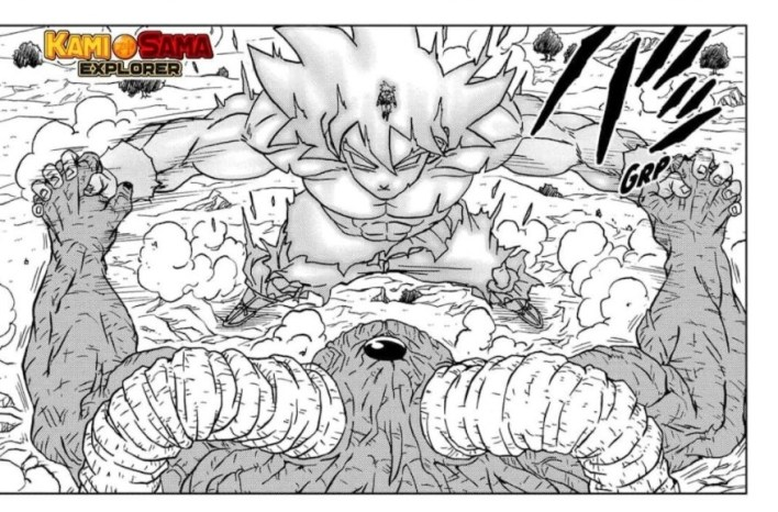 capítulo 67 de Dragon Ball Super