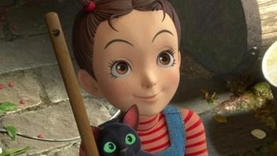 Estúdios Ghibli lança o trailer do novo filme, Earwig and The Witch
