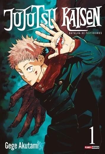 Manga de Jujutsu Kaisen