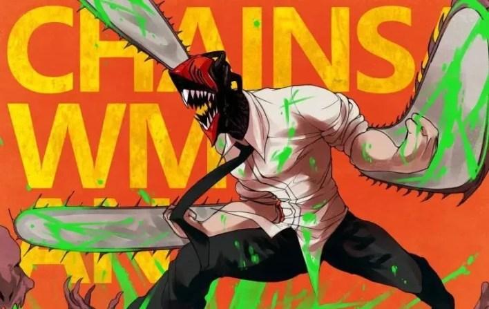 chainsaw-man destaque de Manga
