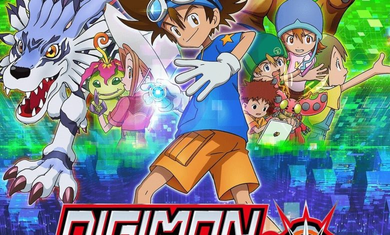 Reboot de Digimon 2020